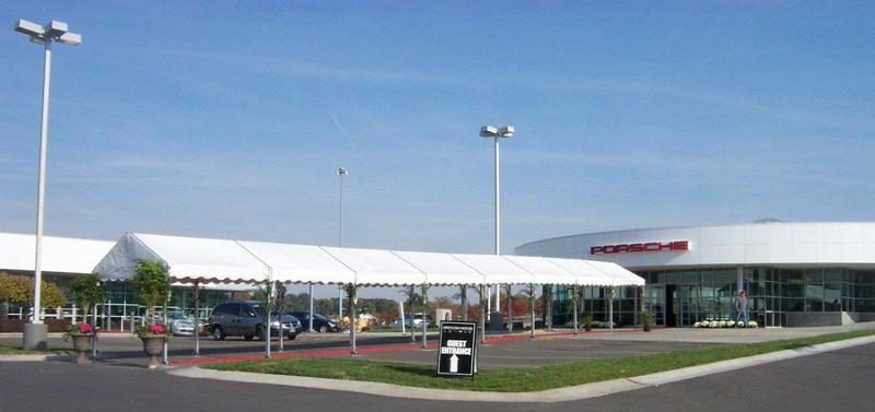 Kansas City Tent Rentals
