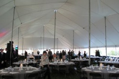 White Festival Commercial Tent Photo Gallery