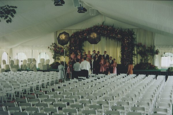 Omaha Country Club Wedding