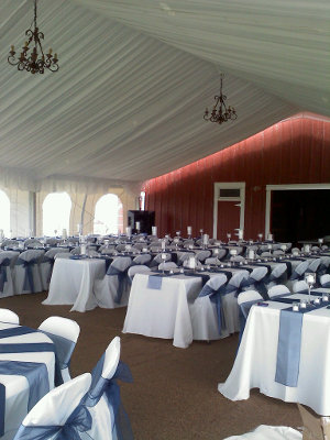 Nebraska City Arbor Lodge Tent rental links to a variety of wedding tent rentals we have set in the past