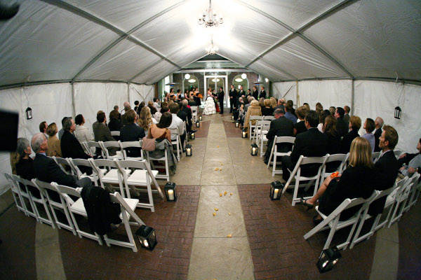 Omaha Ne Wedding Tent Rental