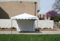 10 X 10 white Canopy Frame Tent