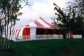 Thumbnail 40 X 60 Red & White Tent