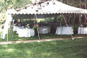 30 X 70 white tent rental Lincoln, NE