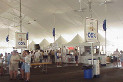 a huge 86 X 140 white tent rented in Omaha, NE